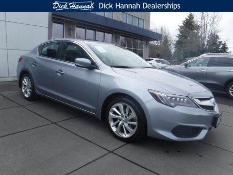 Certified Pre-Owned 2016 Acura ILX Base 4D Sedan