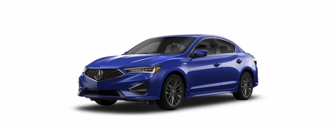 New 2019 Acura ILX with Premium and A-Spec Package 4D Sedan