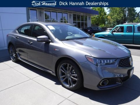 New 2019 Acura TLX 2.4 8-DCT P-AWS with A-SPEC With Navigation