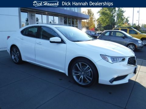 New 2019 Acura TLX 3.5 V-6 9-AT P-AWS with Technology Package With Navigation