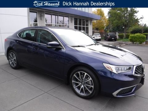 New 2019 Acura TLX 3.5 V-6 9-AT SH-AWD 4D Sedan