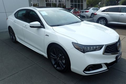 New 2019 Acura TLX 3.5 V-6 9-AT SH-AWD with A-SPEC With Navigation