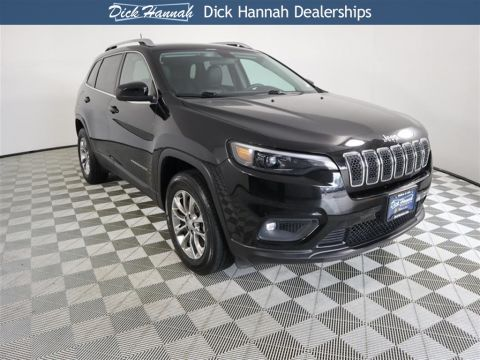 Pre-Owned 2019 Jeep Cherokee Latitude Plus 4D Sport Utility