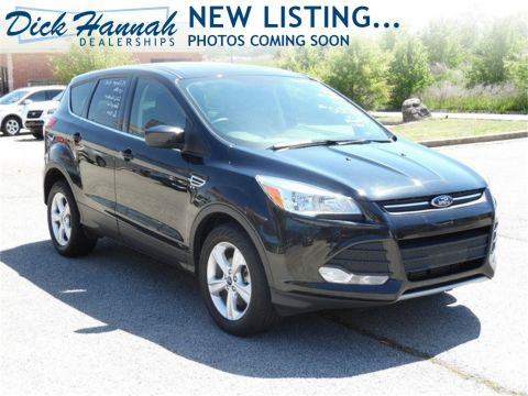 Pre-Owned 2015 Ford Escape SE 4D Sport Utility