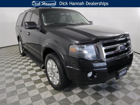 Pre-Owned 2011 Ford Expedition Limited 4D Sport Utility