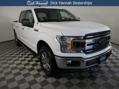 Pre-Owned 2018 Ford F-150 XLT 4D SuperCrew
