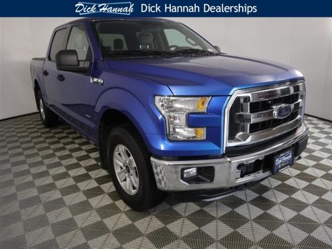 Pre-Owned 2015 Ford F-150 XLT 4D SuperCrew