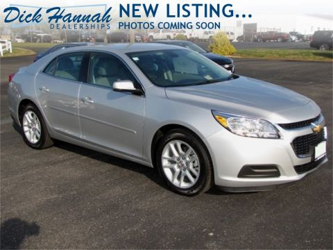 Pre-Owned 2016 Chevrolet Malibu LS 4D Sedan