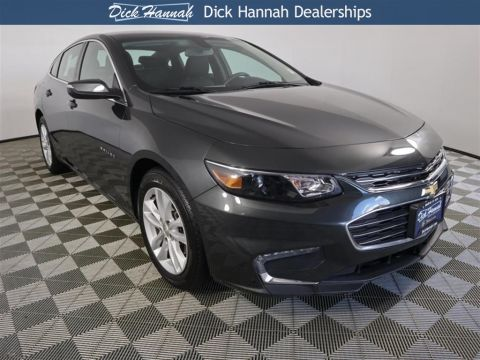 Pre-Owned 2018 Chevrolet Malibu LT 4D Sedan