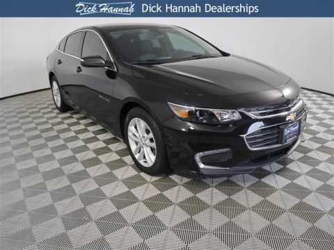 Pre-Owned 2016 Chevrolet Malibu LT 4D Sedan