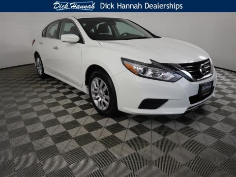Pre-Owned 2018 Nissan Altima 2.5 S 4D Sedan