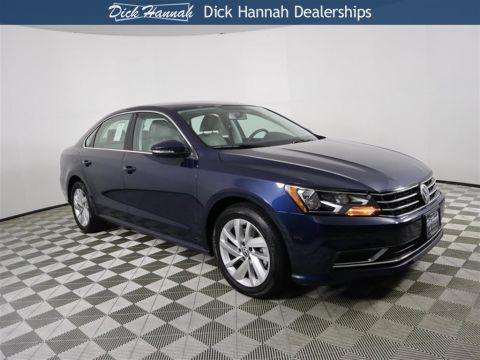 Pre-Owned 2018 Volkswagen Passat 2.0T SE 4D Sedan