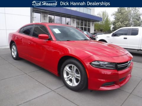 Pre-Owned 2016 Dodge Charger SE 4D Sedan