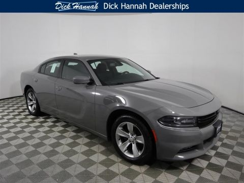 Pre-Owned 2018 Dodge Charger SXT 4D Sedan