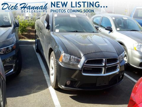 Pre-Owned 2012 Dodge Charger SXT 4D Sedan