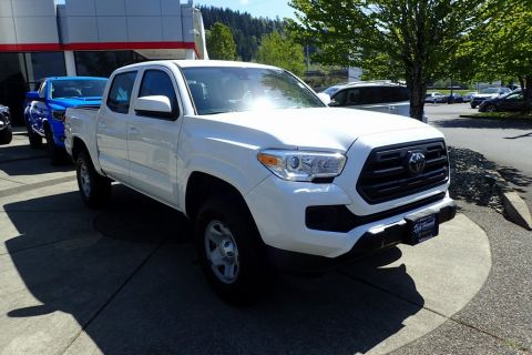 Pre-Owned 2018 Toyota Tacoma SR5 4D Double Cab