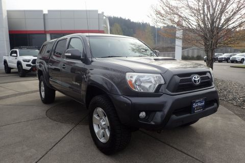 Pre-Owned 2013 Toyota Tacoma Base 4D Double Cab
