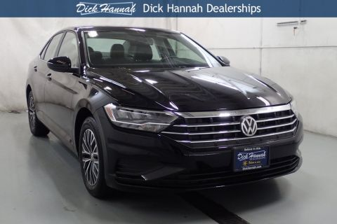 Pre-Owned 2019 Volkswagen Jetta 1.4T SE 4D Sedan