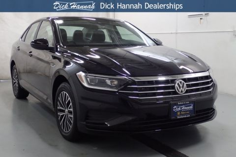 Pre-Owned 2019 Volkswagen Jetta SEL 4D Sedan