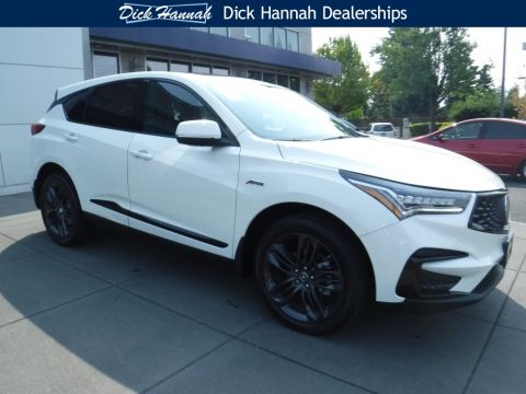 New 2019 Acura RDX SH-AWD with Technology Package 4D Sport Utility
