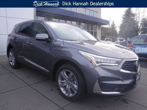New 2019 Acura RDX SH-AWD with Advance Package 4D Sport Utility