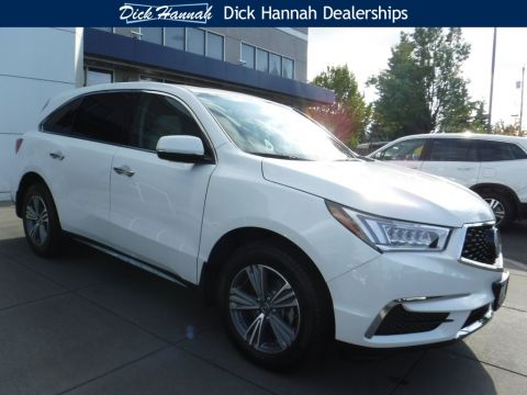 New 2019 Acura MDX SH-AWD 4D Sport Utility