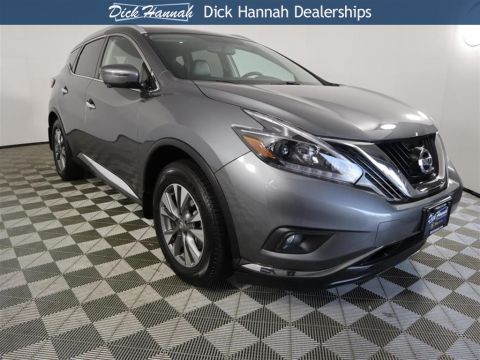 Pre-Owned 2018 Nissan Murano SL 4D Sport Utility