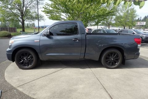 Pre-Owned 2007 Toyota Tundra Base 2D Regular Cab