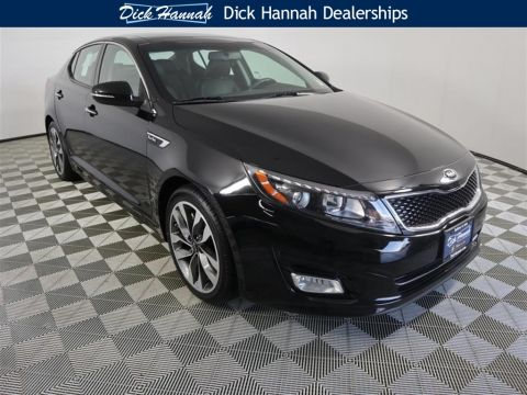 Pre-Owned 2015 Kia Optima SX 4D Sedan