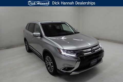 Pre-Owned 2018 Mitsubishi Outlander  4D Sport Utility