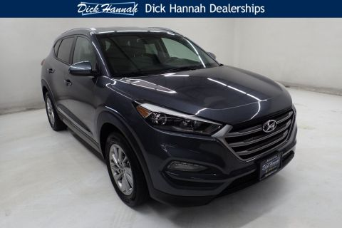 Pre-Owned 2018 Hyundai Tucson SEL 4D Sport Utility