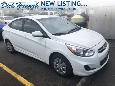 Pre-Owned 2017 Hyundai Accent SE 4D Hatchback
