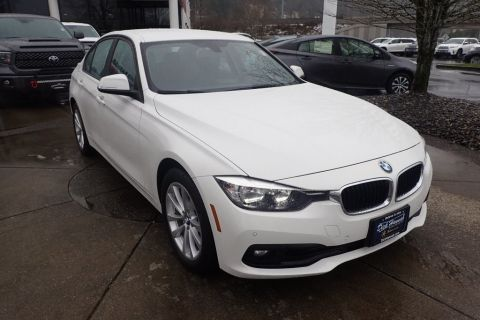 Pre-Owned 2017 BMW 3 Series 320i xDrive 4D Sedan
