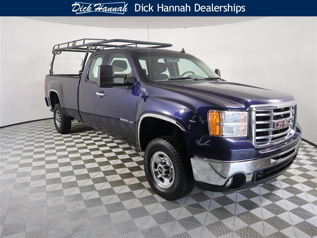 Pre-Owned 2010 GMC Sierra 2500HD Work Truck