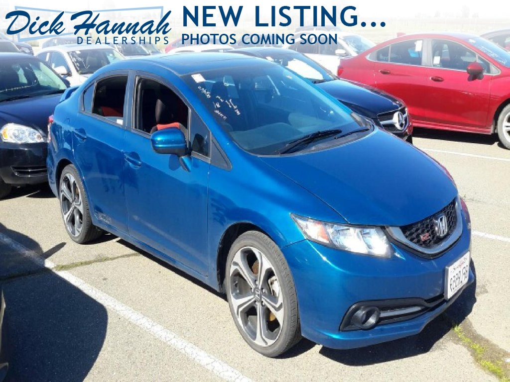 Pre Owned 2015 Honda Civic Si 4d Sedan In Portland Cpy1929 Dick