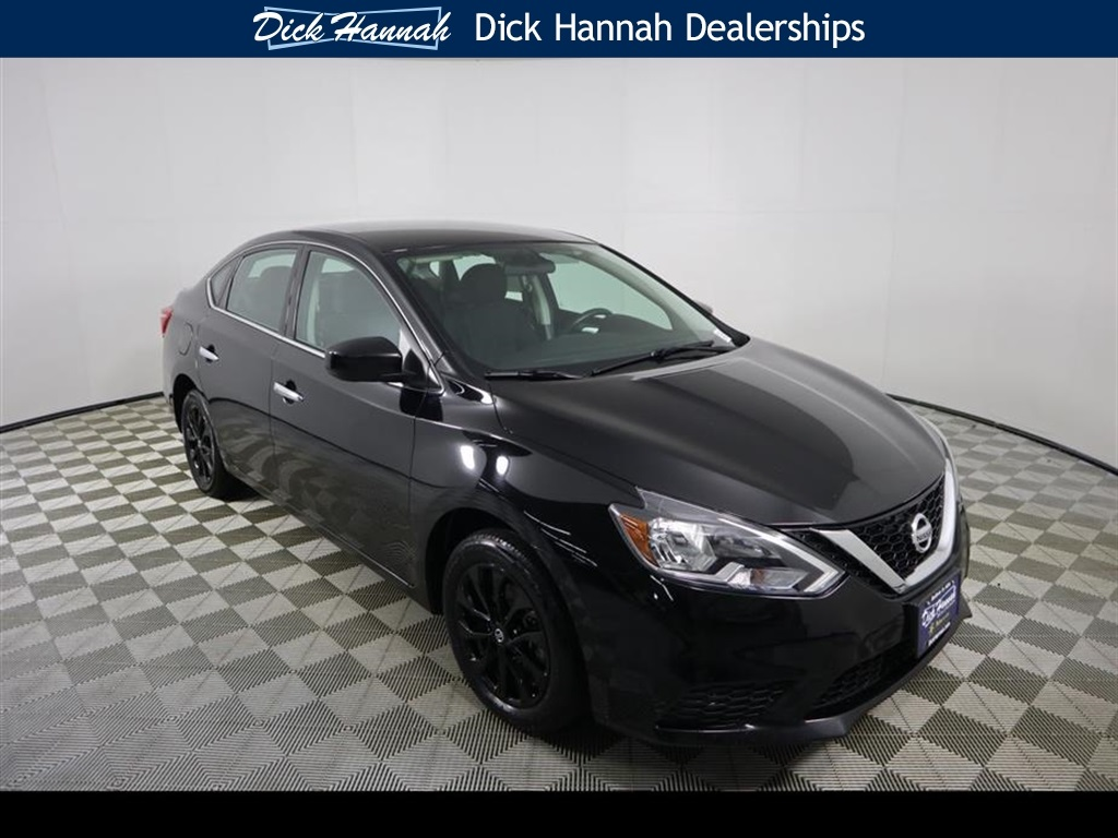 Pre-Owned 2018 Nissan Sentra S Appearance PKG