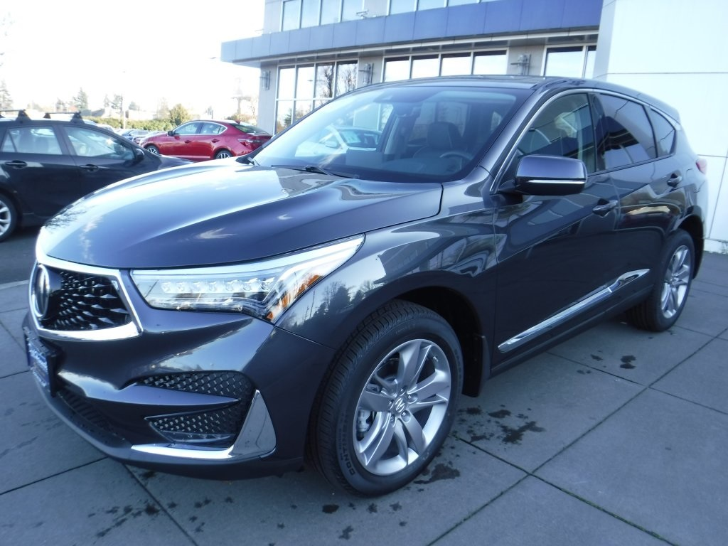 new 2021 acura rdx shawd with advance package with navigation