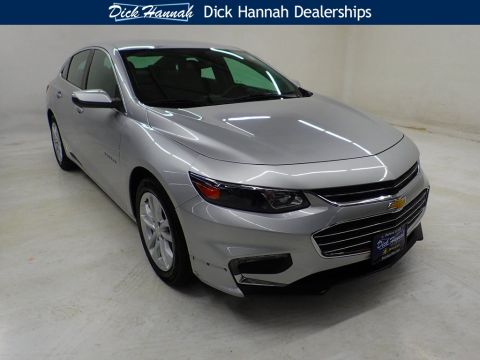 Pre-Owned 2017 Chevrolet Malibu LT 4D Sedan