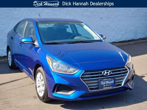 Pre-Owned 2019 Hyundai Accent SE 4D Sedan