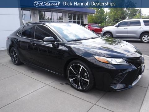 Pre-Owned 2018 Toyota Camry XSE 4D Sedan