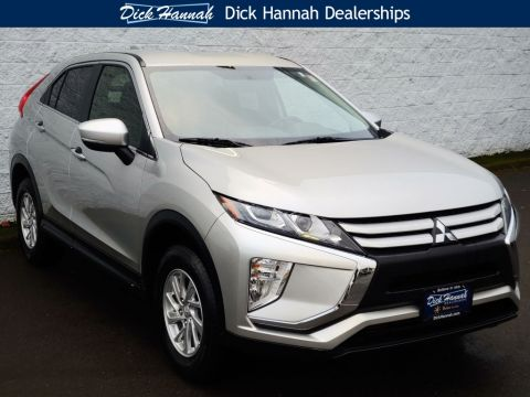 Pre-Owned 2019 Mitsubishi Eclipse Cross ES